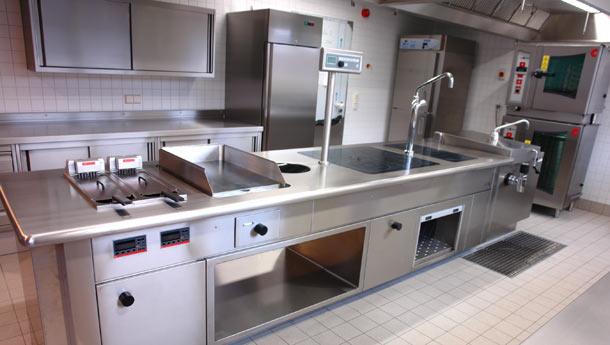 Kücheneinrichtung gastronomie gastro anlagen errichten sehen sie unsere referenzen